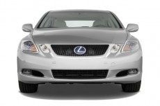 2010 Lexus GS 450h 4-door Sedan Hybrid Front Exterior View