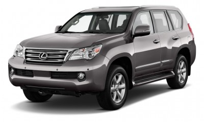 2010 Lexus GX 460 Photos