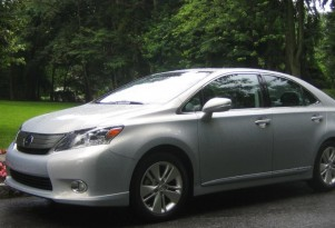 2010 Lexus HS250h Pricing Slots Neatly Above 2010 Toyota Prius