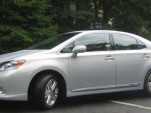 2010 Lexus HS250h: Your Reference Guide