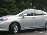 2010 Lexus HS250h - front side