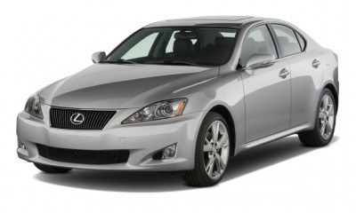 2010 Lexus IS 250 Photos
