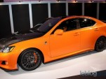 2010 Lexus IS F Circuit Club Sports Concept