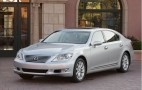 Recall Alert: Lexus LS 460