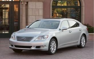 Recall Alert: Lexus LS 460