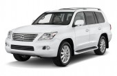 2010 Lexus LX 570 Photos