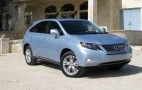 2010 Lexus RX first drive