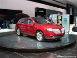 2010 lincoln mkt crossover at naias 06