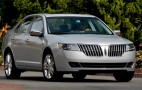 Lincoln MKZ gets more luxurious Executive Appearance Package
