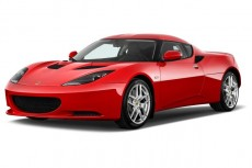 2010 Lotus Evora 2-door Coupe 2+2 Angular Front Exterior View