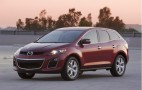 2010 Mazda CX-7 Grand Touring AWD: fun, sporty, economical crossover