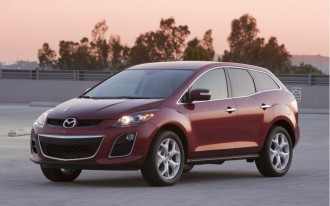 2007-2012 Mazda CX-7 recalled for corrosion problem