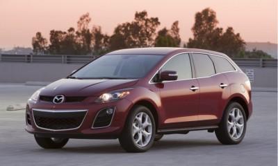 2010 Mazda CX-7 Photos