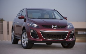 2010 Mazda CX-7 Sport Is A Penny-Pincher With Flair