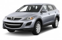 2010 Mazda CX-9 FWD 4-door Sport Angular Front Exterior View