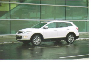 2010 Mazda CX-9: Reviewed, Call All Aboard?