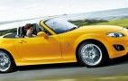 Facelifted Mazda MX-5 makes Japanese debut