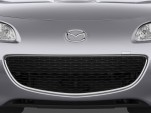 2010 Mazda MX-5 Miata 2-door Convertible PRHT Man Grand Touring Grille