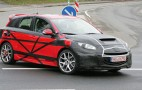Spy shots: 2010 Mazda3 Mazdaspeed (MPS) hot-hatch