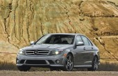 2010 Mercedes-Benz C63 AMG Photos