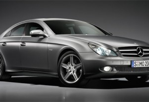 2010 Mercedes Benz CLS Grand Edition