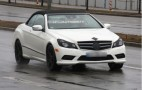 Spy shots: Mercedes Benz E-Class Cabrio takes to the 'Ring