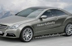 Mercedes-Benz E-Class Coupe official photos leaked