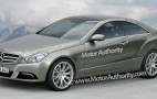 Mercedes Benz confirms mid-2009 launch for E-Class Coupe