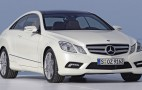 New E-Class Coupe sits on older, cheaper C-Class platform