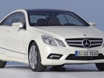 2010 Mercedes Benz E-Class Coupe