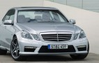 Early look at new Mercedes Benz E63 AMG