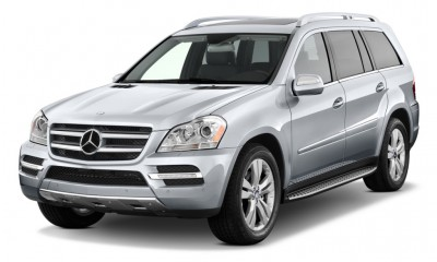 2010 Mercedes-Benz GL Class Photos