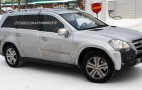 Mercedes Benz finishing the touches on its 2010 GL facelift