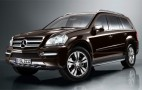 New York Auto Show debut for Mercedes Benz GL-Class facelift