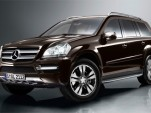 2010 Mercedes Benz GL-Class facelift