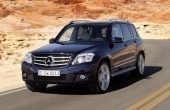 2010 Mercedes-Benz GLK Class Photos