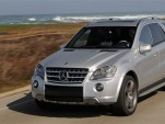 2010 Mercedes Benz ML 63 AMG