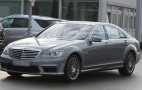 Spy shots: Mercedes Benz S-Class AMG facelift