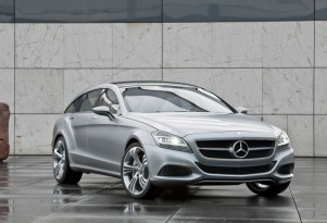 2010 Mercedes-Benz Shooting Break concept leaked