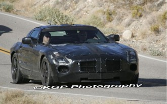 Spy Shots: 2010 Mercedes-Benz SLC