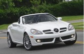 2010 Mercedes-Benz SLK Class Photos