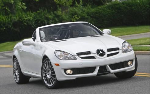 2010 Mercedes-Benz SLK-CLass