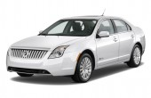 2010 Mercury Milan Hybrid Photos