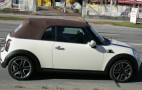 Spy shots: 2010 Mini Cabrio Mark II