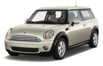 2010 MINI Cooper Clubman 2-door Coupe Angular Front Exterior View
