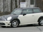 2010 Mini Cooper facelift spy shots