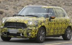 Spy Shots: MINI Crossover Nearing Completion