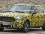 2010 Mini Crossover prototype spy shots