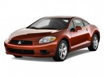 2010 Mitsubishi Eclipse 3dr Coupe Auto GS Angular Front Exterior View