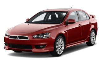 Week-Long Test Drive: The 2010 Mitsubishi Lancer GTS Is A Car For The Whole Family